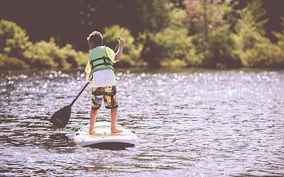 9# Paddle à Locquirec