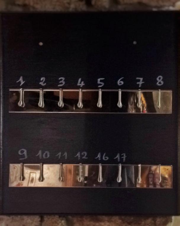 calendrier mural