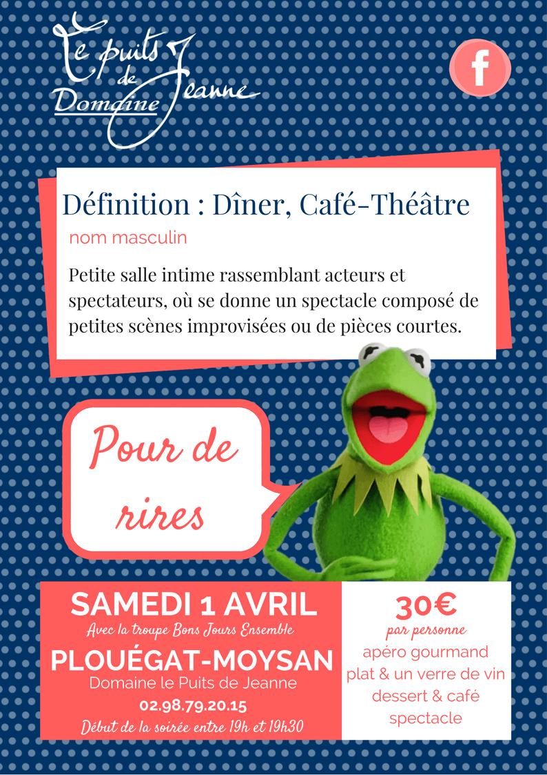 Diner Café Théâtre